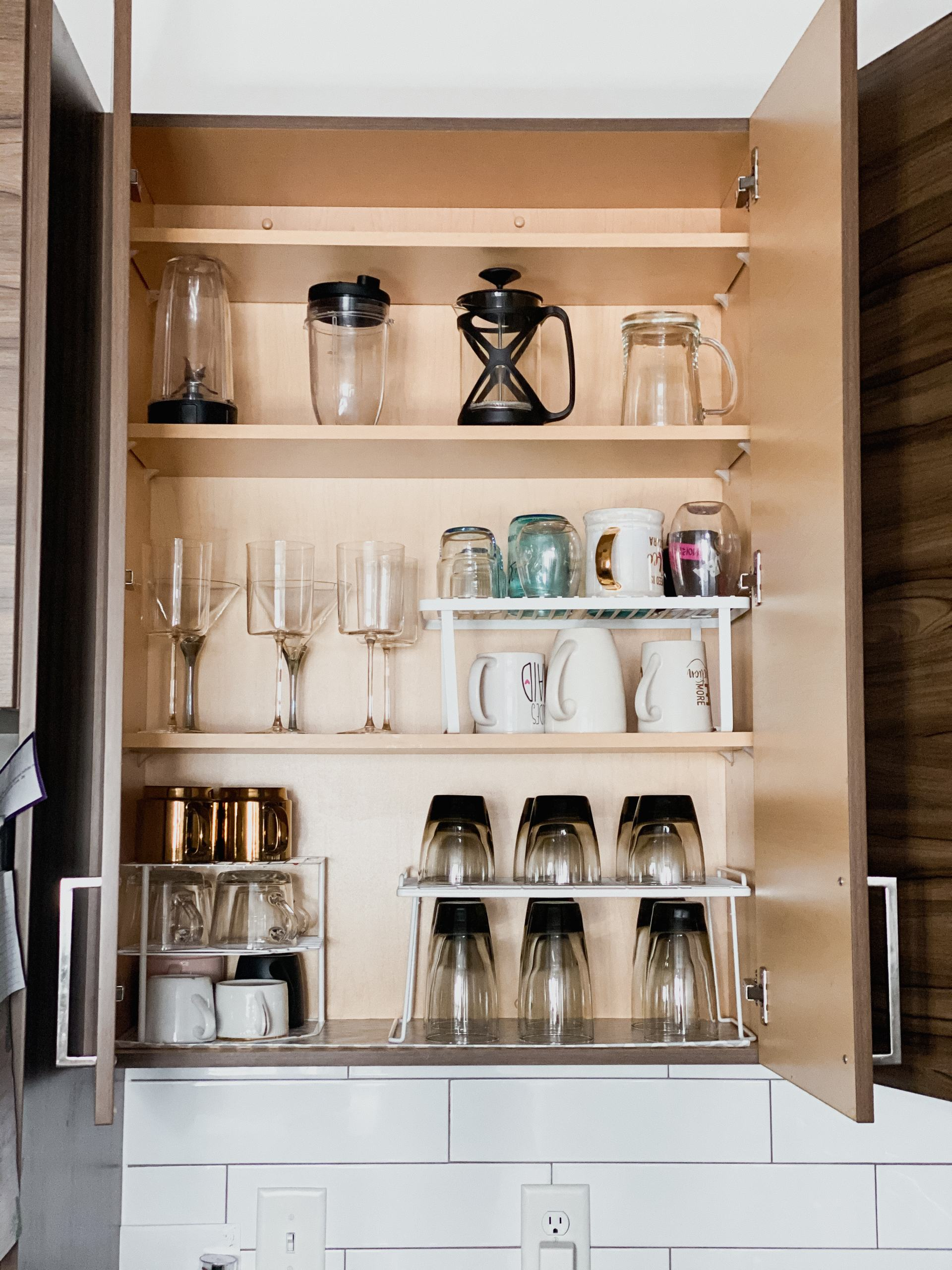 How To Create Perfectly Organized Kitchen Cabinets