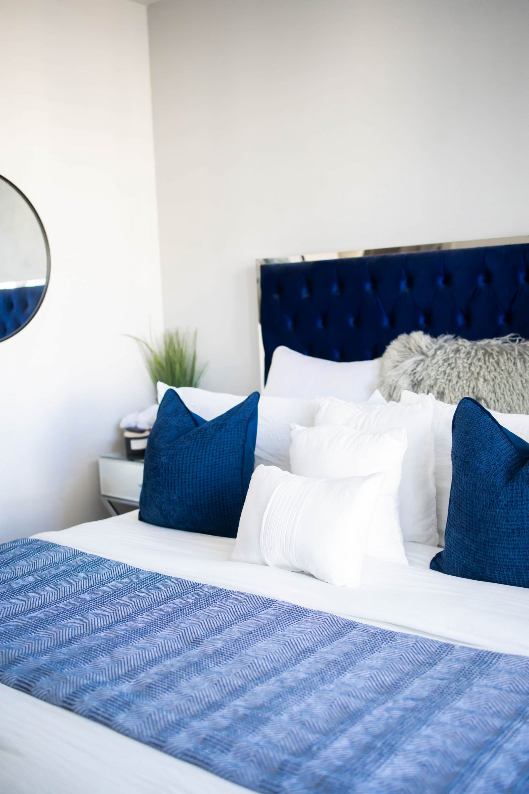 BEDROOM REFRESH :  how to make your space look bigger, brighter, fresher, & airy + Time Lapse cleaning